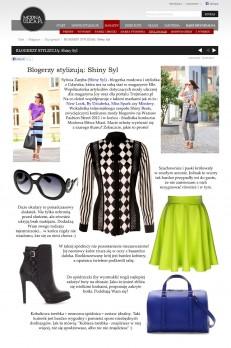 blogerzy stylizuja