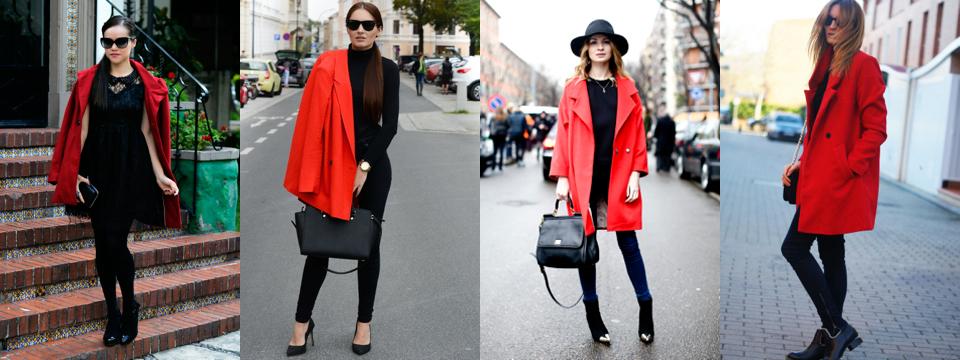 czerwony-płaszcz-stylizacje