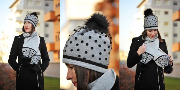 jak dobierać czapki do płaszczy