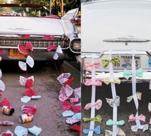 2-jak-udekorować-samochód-na-ślub
