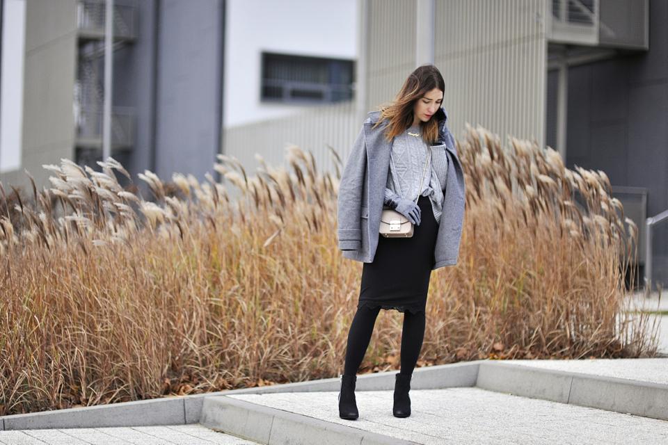 jak-nosić-za-duży-sweter