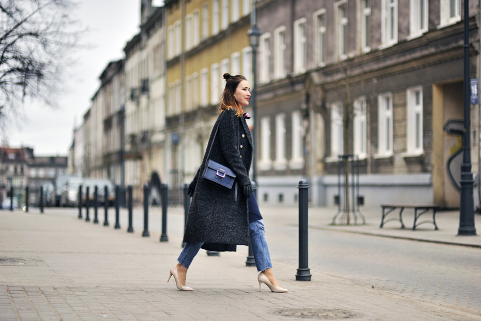 cropped jeans street style