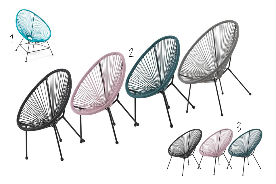 plecione krzesło ze sznurków gdzie kupić