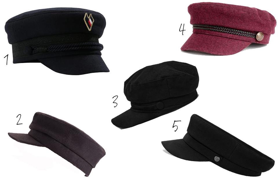 kaszkiet czapka bosmanka czapka w marynarskim stylu gdzie kupić