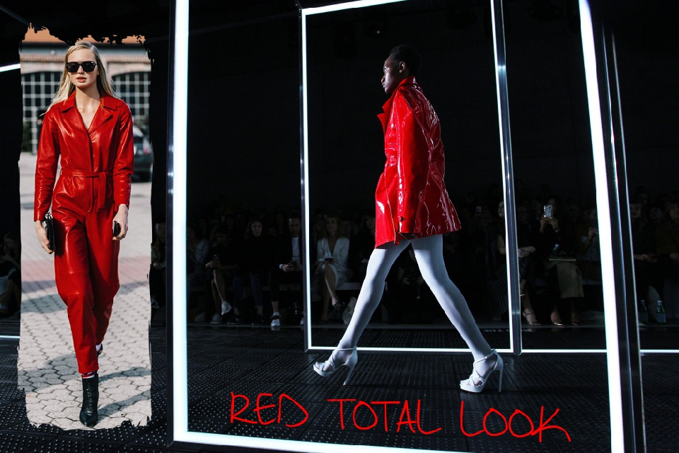 4d2b97bb7acea RED TOTAL LOOK, CZYLI CZERWIEŃ OD STÓP DO GŁÓW - Shiny Syl blog