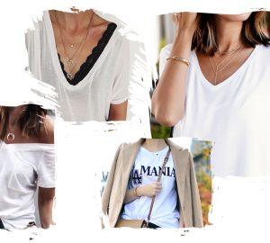 biały-t-shirt-pomysły-na-stylizacje