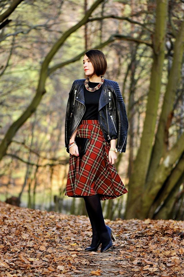 1 blog_o_modzie_shinysyl spódnica w kratę