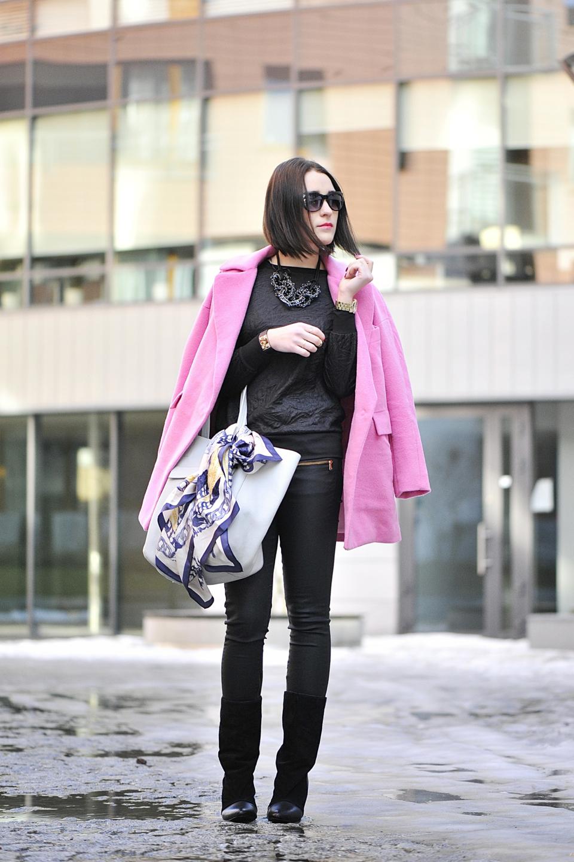 płaszcz-oversize
