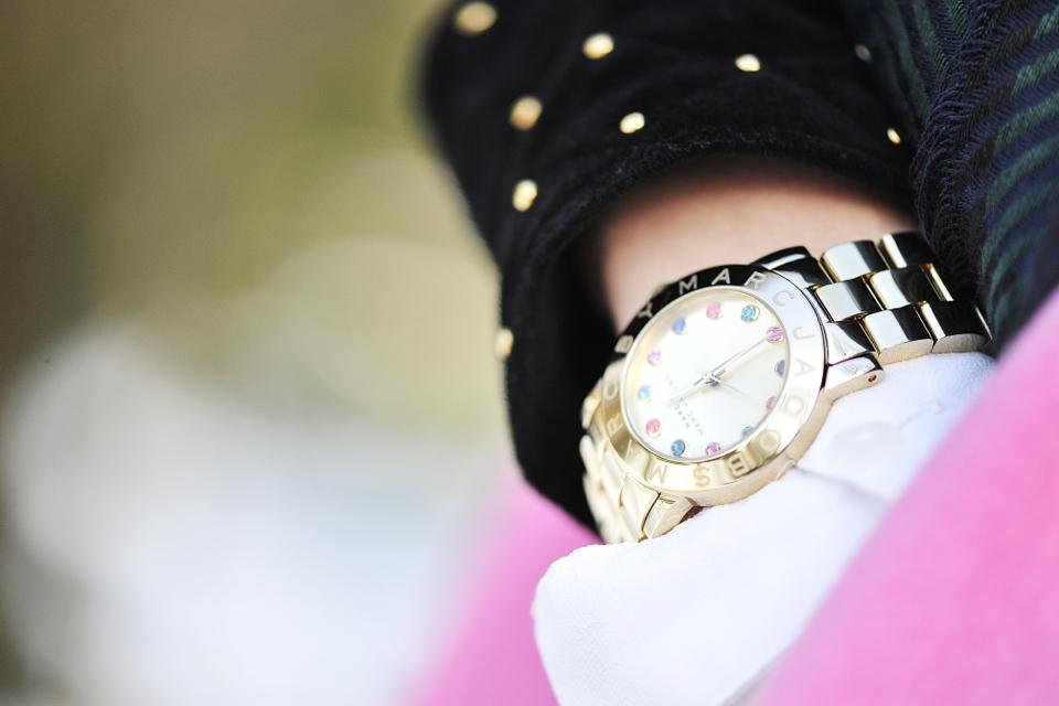 zegarek marc jacobs