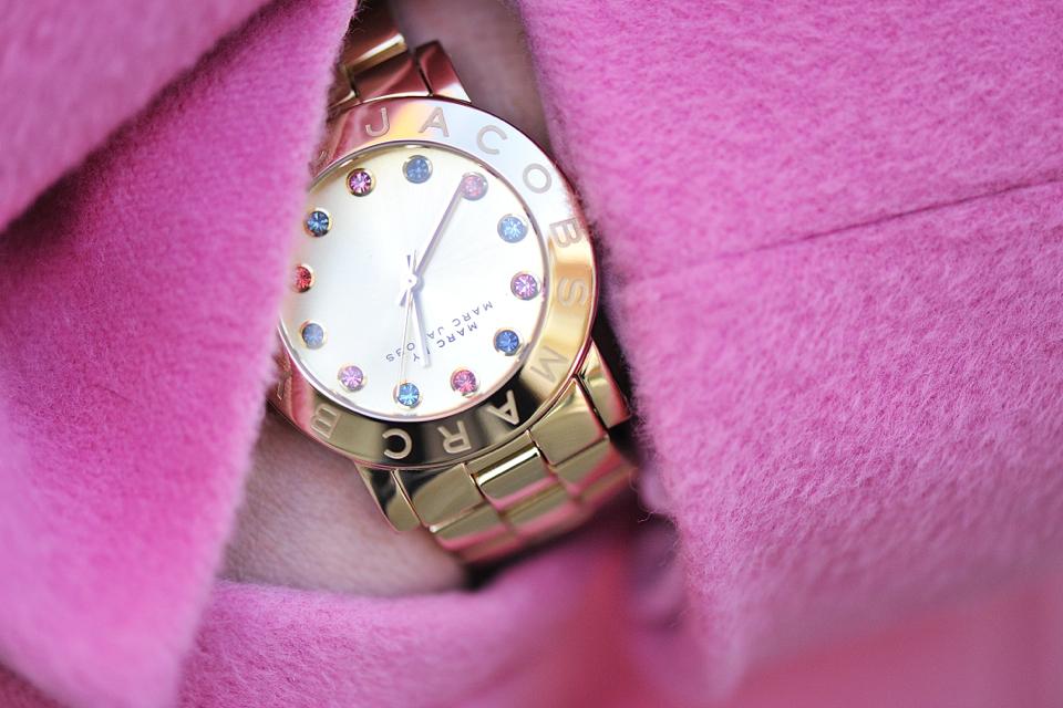 złoty-zegarek