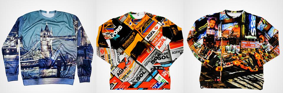 bluza ze zdjęciem