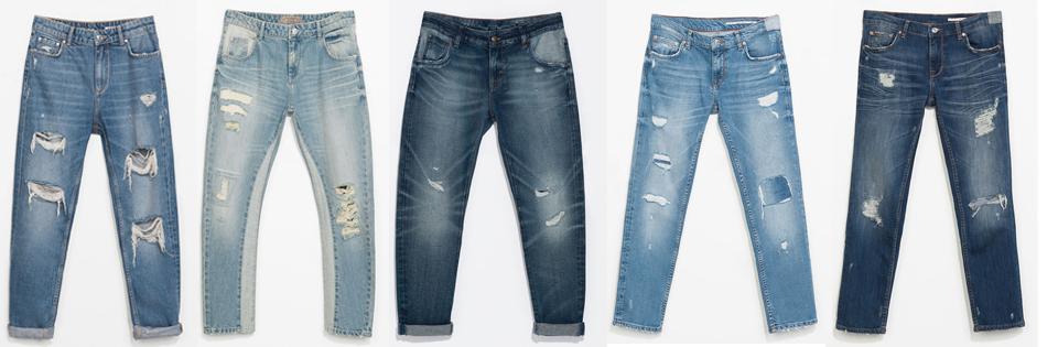 jeansy boyfriendy gdzie kupić