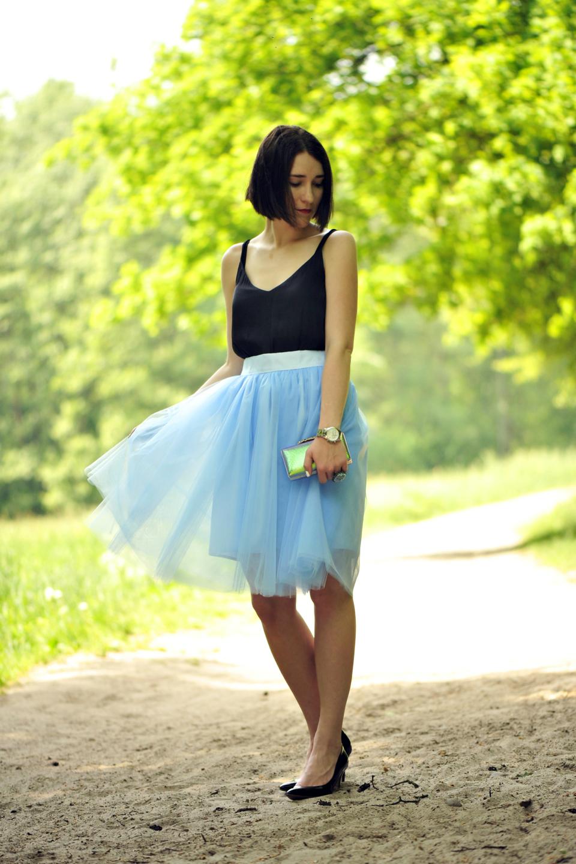 spódnica-tiulowa-stylizacja