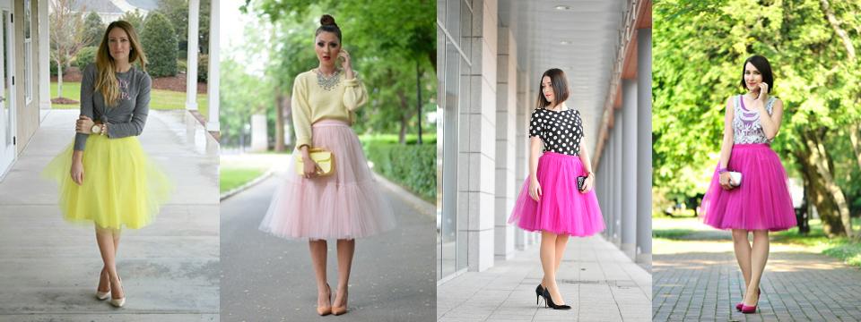 tiulowa-spódnica-stylizacje