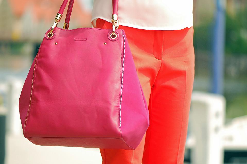 różowa-torebka