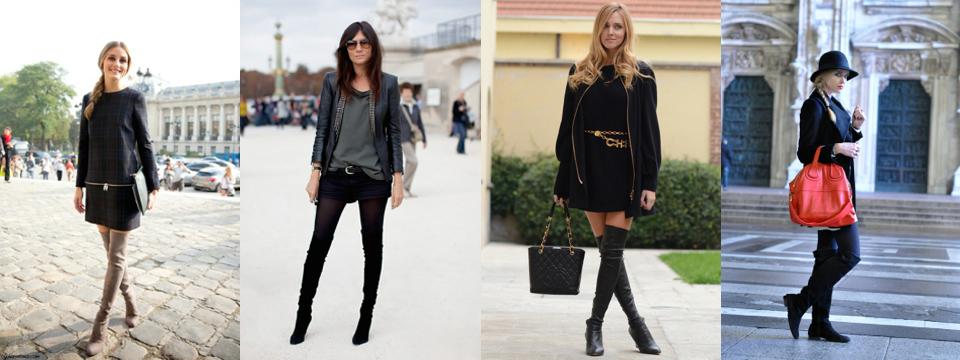 buty-za-kolano-do-czego-nosić