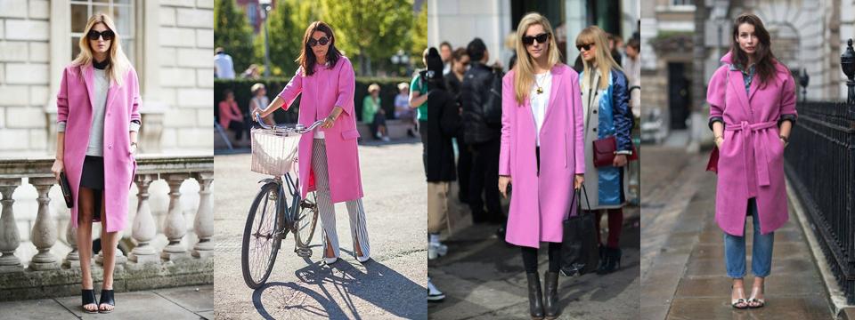 różowy-płaszcz-stylizacje