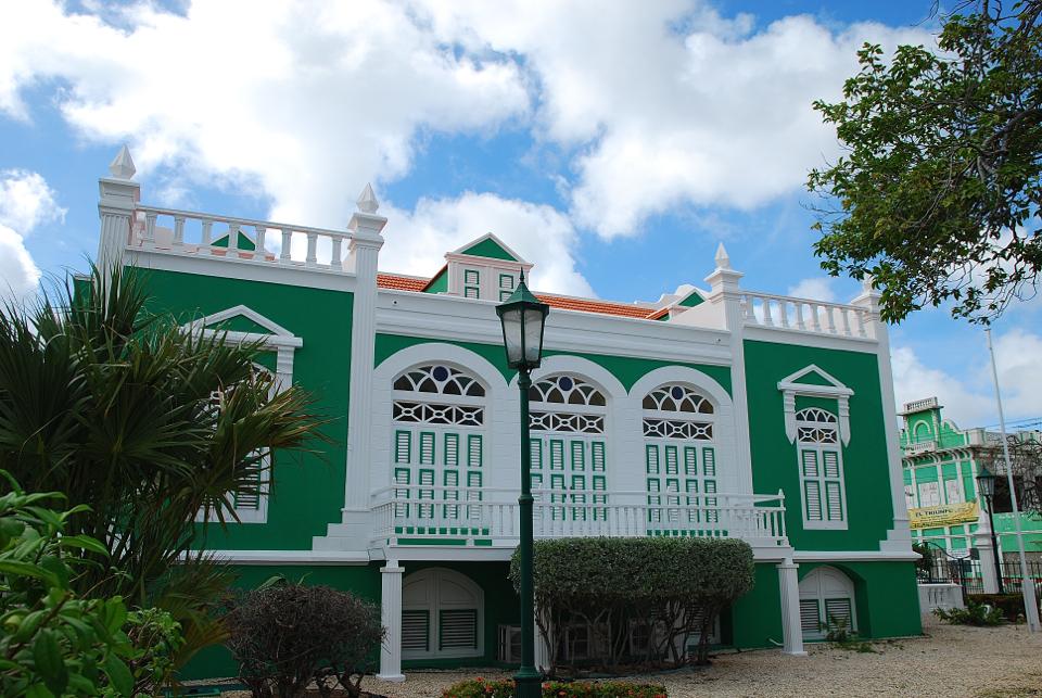 architektura-karaiby