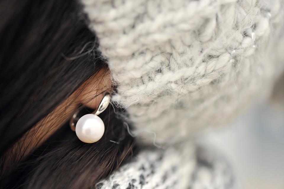 kolczyki-perły