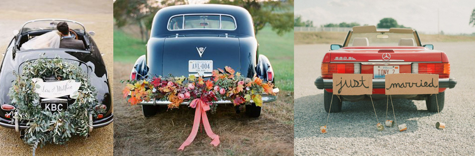Jak-ozdobić-samochód-na-ślub