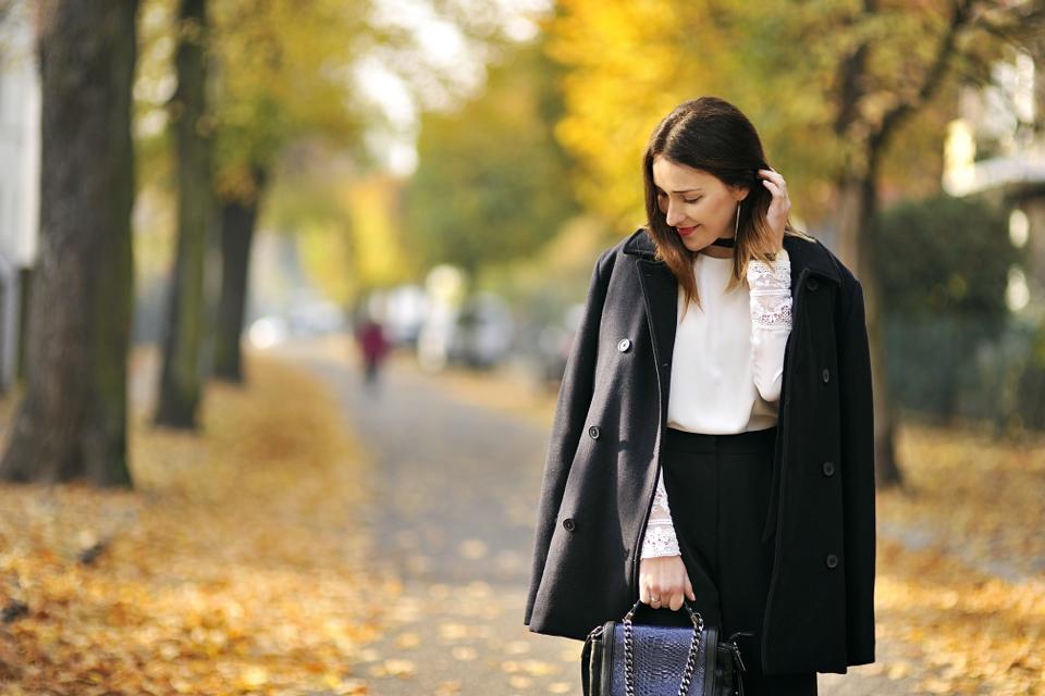 bluzka-z-koronką-stylizacja