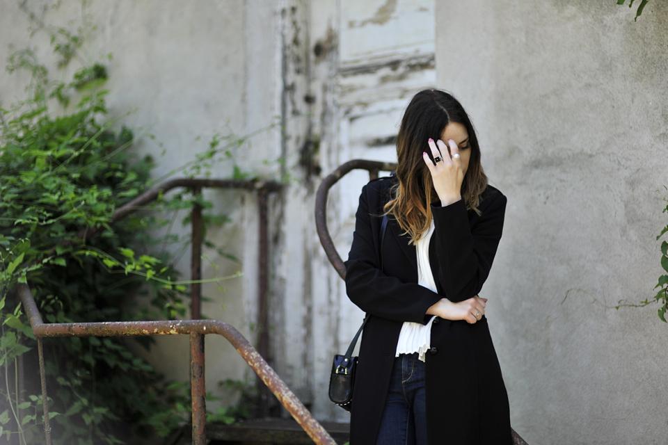 czarny-płaszcz-stylizacja