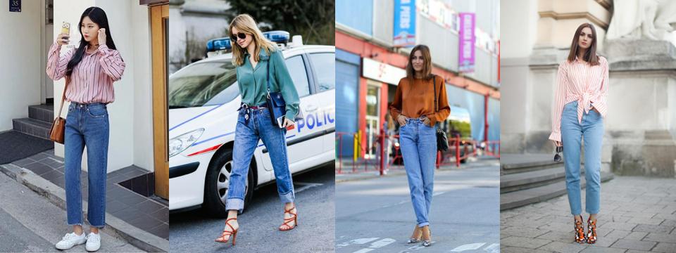 jak-nosić-mom-jeans