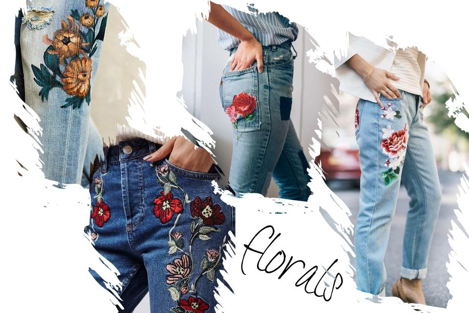 Poważnie jeansy-z-naszywkami-w-róże-i-kwiaty-trend - Shiny Syl blog LU89