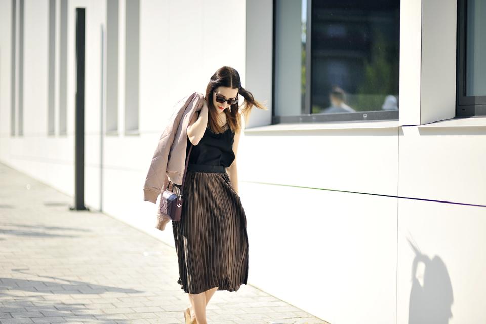 metaliczna-spódnica-stylizacja