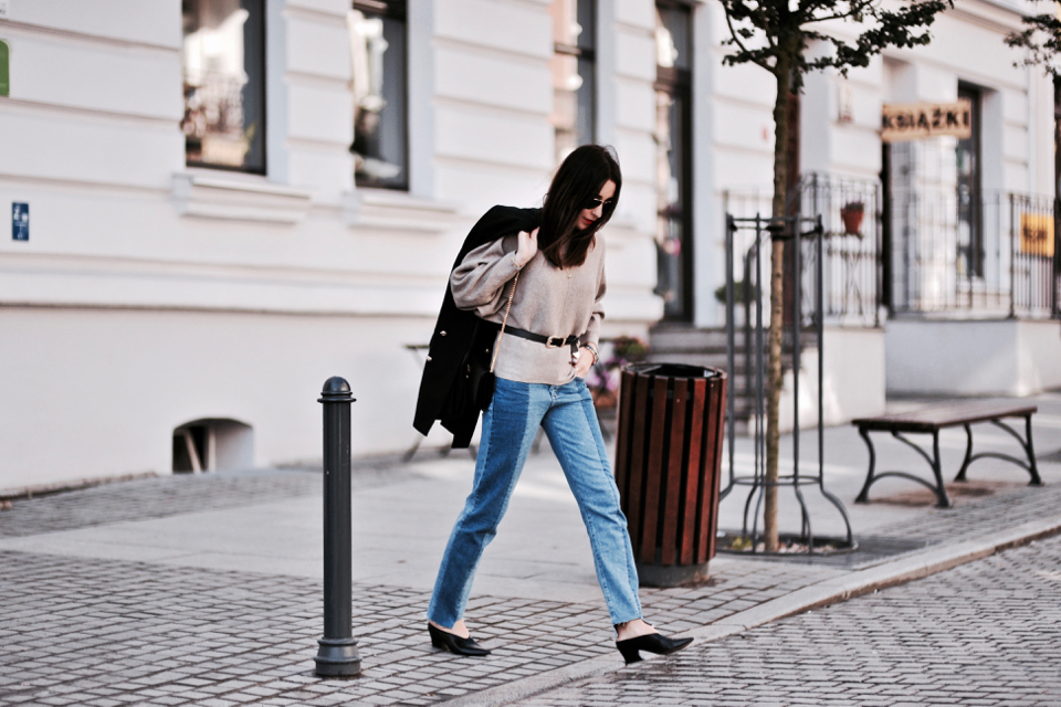 vetements style jeans outfit