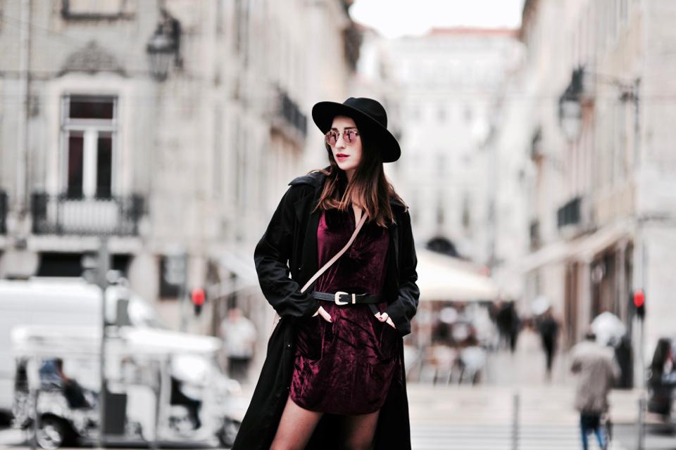 velvet-dress-street-style