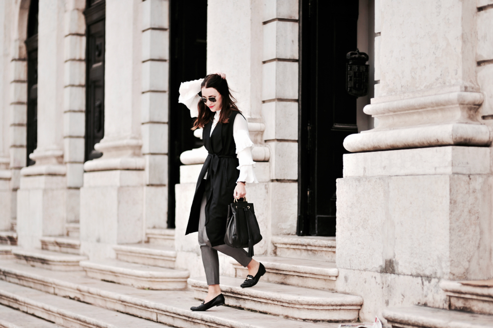 how-to-style-flared-sleeves