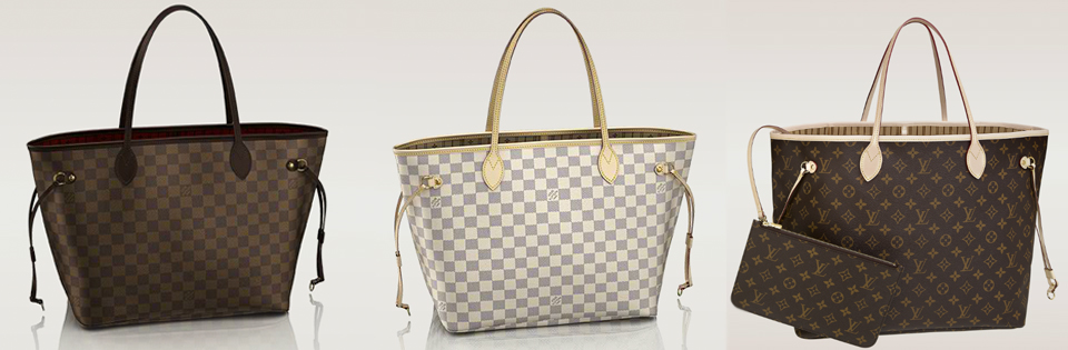 LOUIS VUITTON NEVERFULL HOW TO SPOT A FAKE  - Shiny Syl blog 6df588a55c888