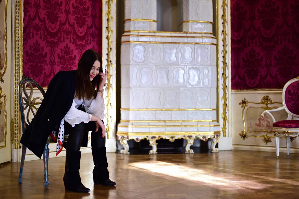 paryski styl ubierania