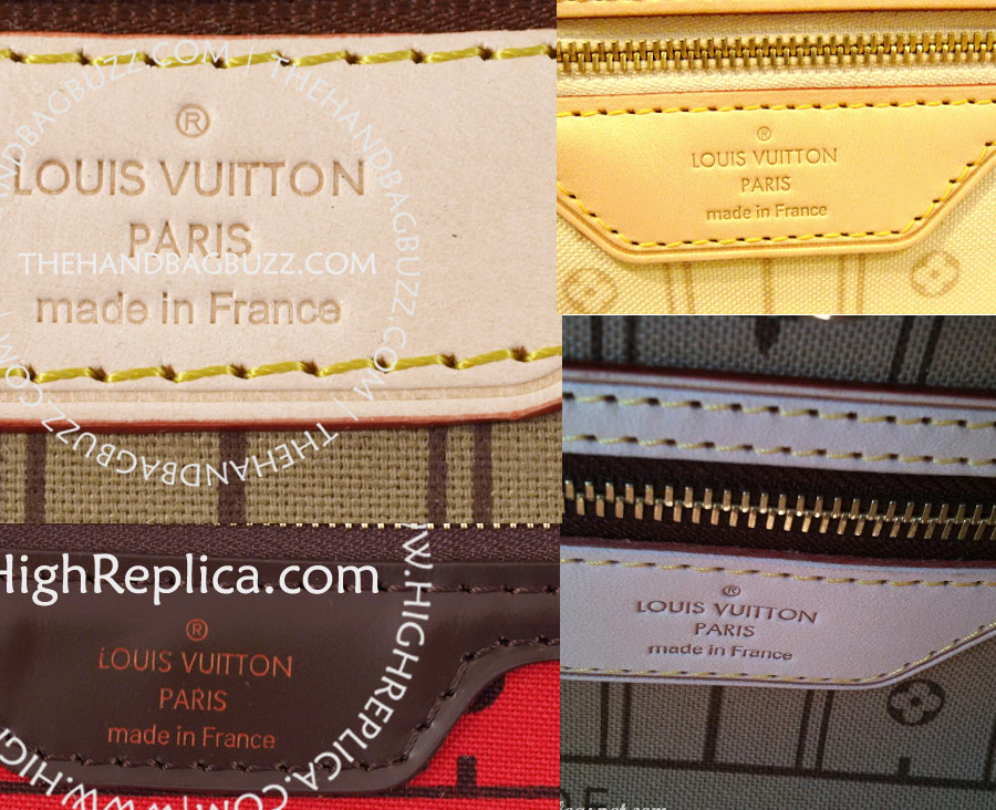 200f98db2e20 LOUIS VUITTON NEVERFULL HOW TO SPOT A FAKE  - Shiny Syl blog