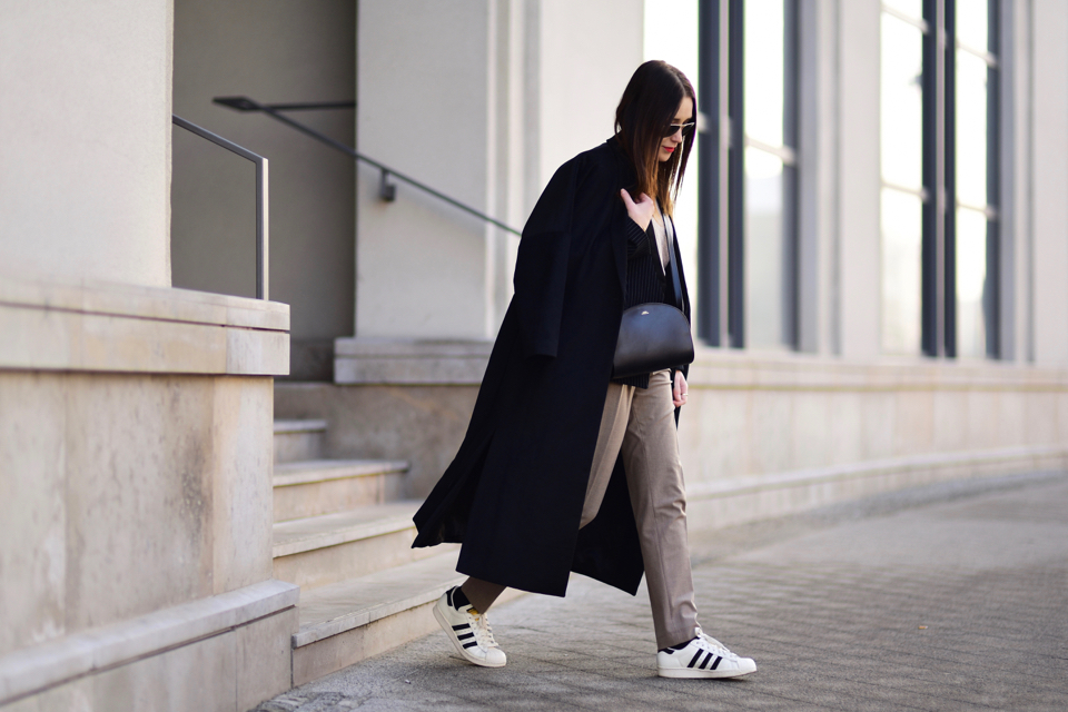 elegant-look-with-adidas-superstar