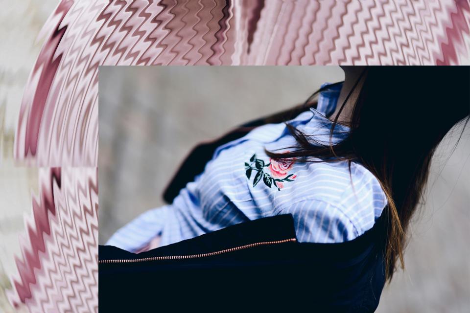 koszula-z-haftowanymi-kwiatami-do-spódnicy-stylizacja
