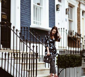 londyński styl ubierania