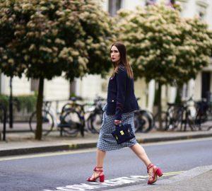 spódnica-w-kratę-vichy-z-falbanami-stylizacje-trend-street-style - 3