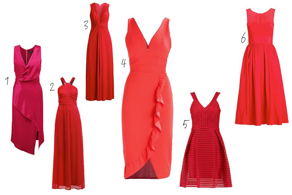 40964d6106 1-czerwona-sukienka-na-wesele-stylizacja-gdzie-kupić - Shiny Syl blog