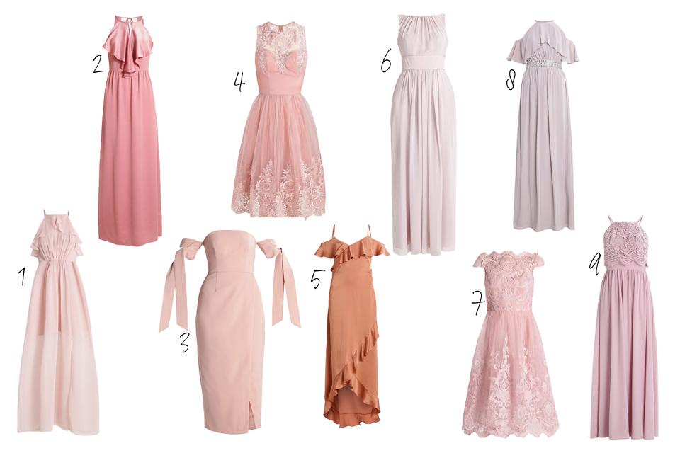 różowe-kremowe-sukienki-na-wesele-gdzie-kupić-stylizacje