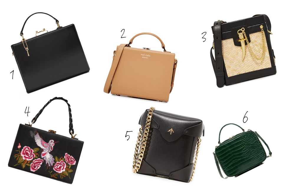 5a2bfd6aa63e BOX BAG, TRUNK BAG - HOT FALL TREND, WHERE TO BUY? - Shiny Syl blog