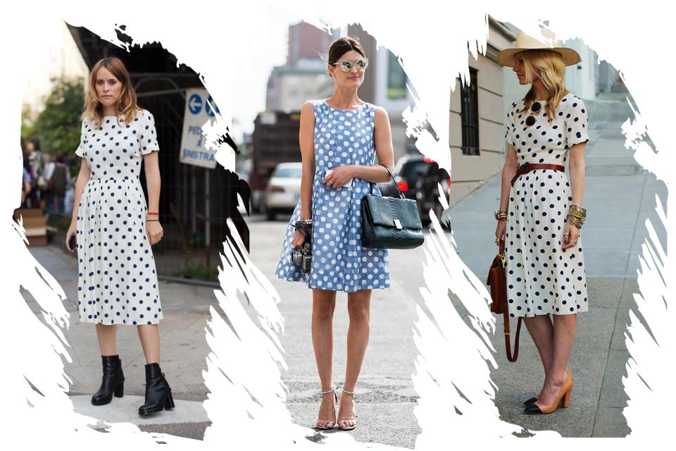 sukienka-w-groszki-jakie-buty