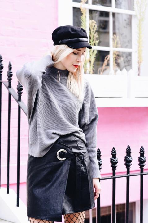 jak-nosić-sweter-do-spódnicy