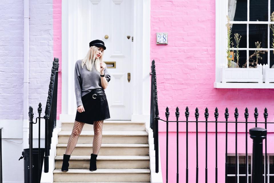 różowe-domy-domki-londyn-sesja-zdjęciowa