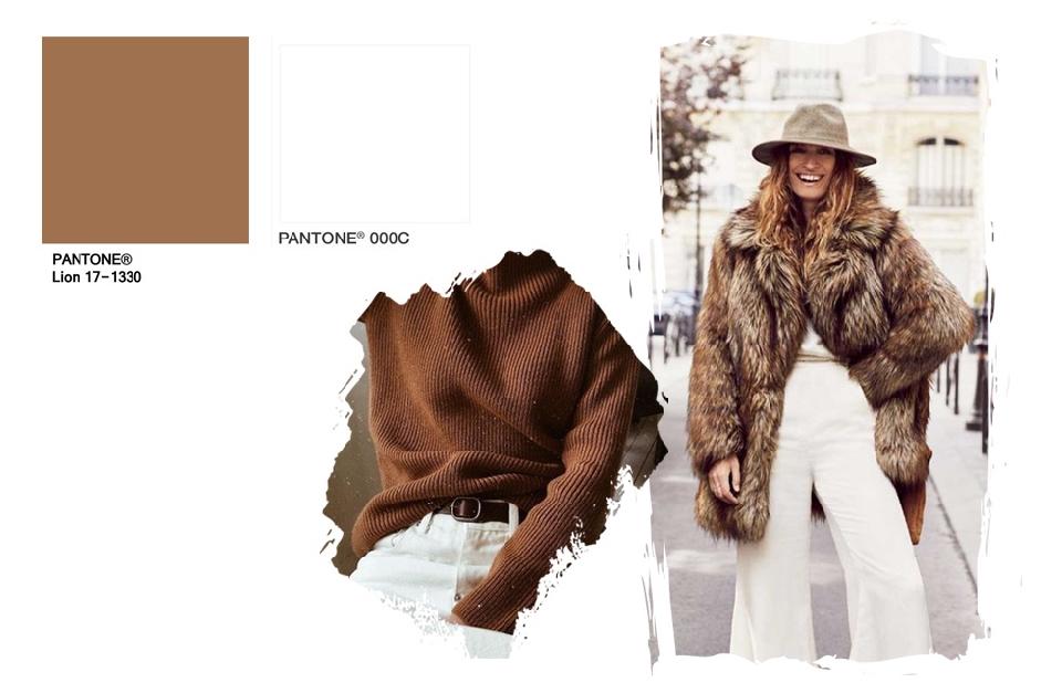 jakie kolory pasują do brązowego kolor brązowy do czego pasują do jakich ubrań nosić jak zestawiać z czym łączyć