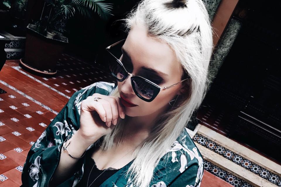 blondynka w lizbonie
