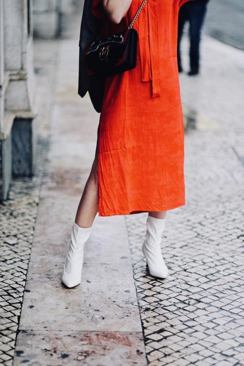 czerwona-sukienka-kappahl-jak-nosić-do-czego-nosić