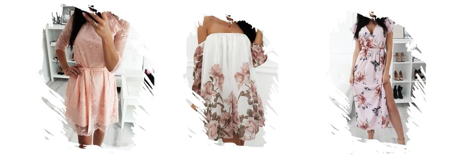 sklep internetowy z sukienkami na wesele na komunię