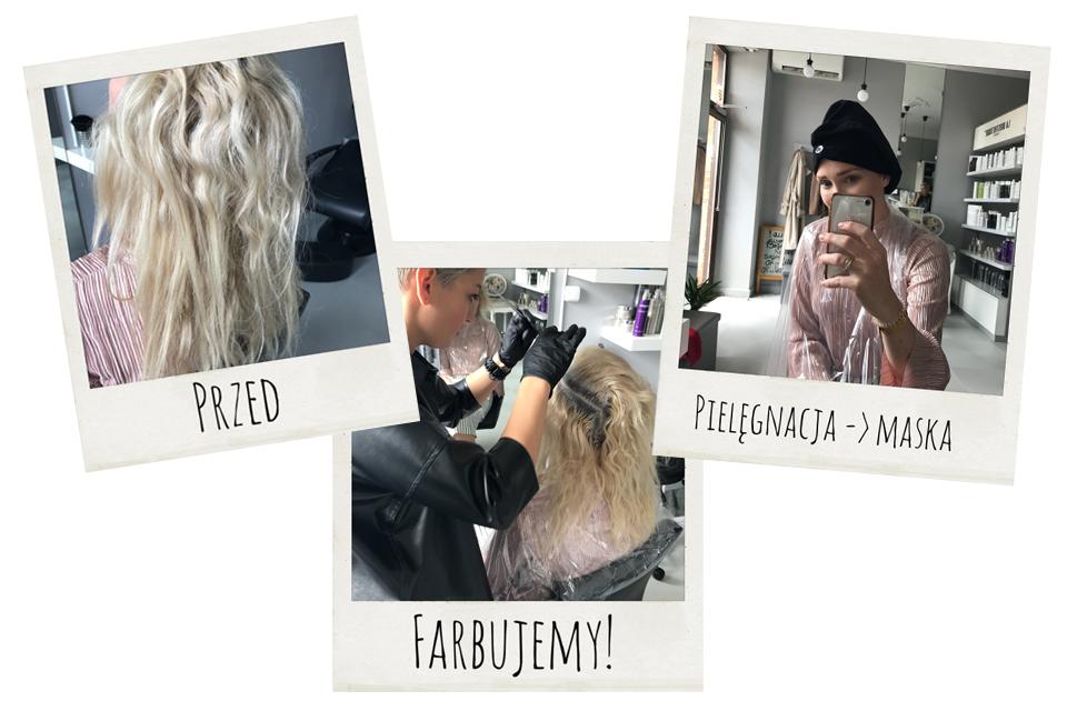 farbowanie-pokruszonych-włosów-na-blond